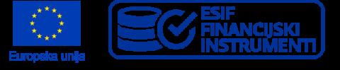 EU i ESIF logotip